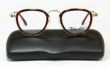 YOHJI YAMAMOTO Vintage Original Brille Eyeglasses Occhiali Gafas Oval 51-7101 1 BSRsHb