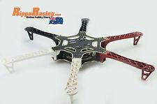 HJ550 Hexa Flame Carbon Fiber Quadcopter Frame Kit Supports KK MK MWC Naza