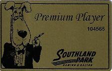 Southland Park Gaming & Racing - W. Memphis, Ar - Slot Card