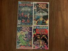 Star Trek #1 #2 #3 #4 #5 #6 #7 DC Comics Lot Combine Shipping 1984 BOX 5