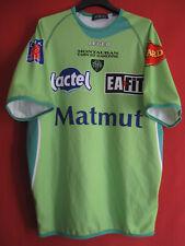 Maillot rugby Montauban Legea Lactel Matmut vintage Shirt - XXL