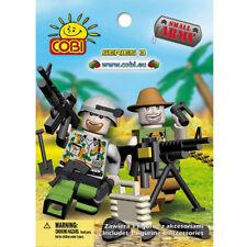 3 x Cobi Small Army Modern Figures (#2003) Random Minifigs