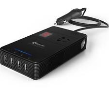 Multi-function T1a 12V to 220V Car Inverter with 4 Usb Port 5M Ions Air Purifier