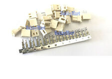 5264 2.5mm Micro 2-Pin Male, Female Connector plug & Crimps x 10 sets