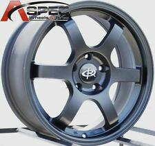 17X7.5/9.0  ROTA GRID WHEELS 5X114.3 RIM ET45MM F/ ET42MM R FITS S2000 ALL YEAR
