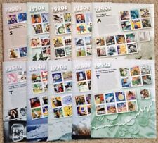 US: CELEBRATE the CENTURY Complete Set of 10 MNH Sheets Sc. 3182-3191