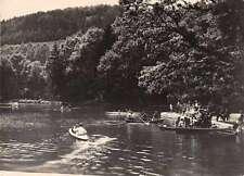 Duszniki Zdroj Poland Scenic View Real Photo Antique Postcard J49362