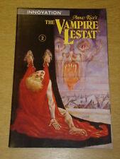 VAMPIRE LESTAT #2 ANNE RICE INNOVATION 1990 HORROR COMIC BLOOD SUCKERS SCARCE X