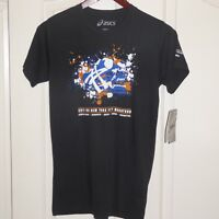 New with Tags 2012 New York City NYC Marathon T Shirt SMALL NWT