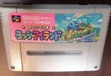 Yoshi's Island Super Mario World 2 Super Famicom Japanese SNES  **USA SELLER**