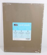 Stampin Up Retired 8.5 x 11 Card Stock 24 pack True Thyme New 80 LB