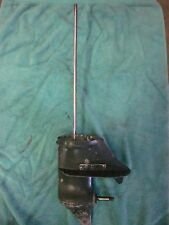 JOHNSON EVINRUDE  6 HP LOWER UNIT GEARCASE SHORT SHAFT 1968-1976  YEARS 382795