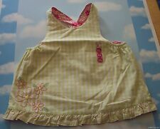NWT girls 7 Gymboree 2003 Leapin Lily Pads reversible tank swing top rare htf