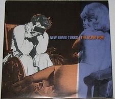 "NEW BOMB TURKS Blind Run 10"" ep LP dirtys epitaph devil dogs hookers antiseen"