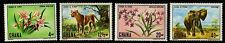 Ghana  1970  Scott # 402-405  Mint Lightly Hinged  Set