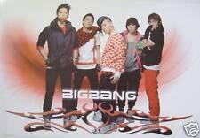 """BIG BANG """"STANDING STRONG"""" THAI POSTER-KPOP KOREA MUSIC"""