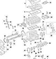 car truck engines components for audi genuine oem ebay. Black Bedroom Furniture Sets. Home Design Ideas