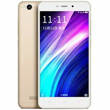 "New Imported Xiaomi Redmi 4A Duos Dual 16GB 2GB 5"" 13MP 5MP Gold"