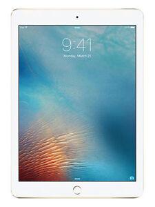 Brand New Apple iPad Pro 9.7 128GB Wi-Fi + Cellular (Unlocked) Gold - MLQ52LL/A
