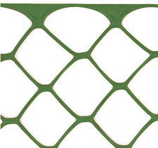 4' x 50' Safety Fence Tenax Green Warning Barrier Sentry Hd