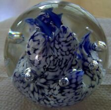 Double Dolphin Under The Sea  Paperweight