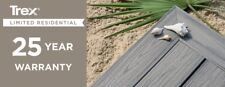 Composite Deck - Trex Decking - Samples of all 6 colours - 25 year warranty
