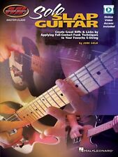Solo Slap Guitar - Create Great Riffs & Licks by Applying Full-Contact 000139556
