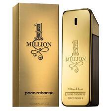 Paco Rabanne 1 Million for Men 3.4oz 100ml * New in Box Sealed * Original *