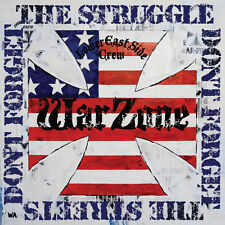 Warzone - Don't Forget The Struggle Don't Forget The Streets [New Vinyl] Blue, L