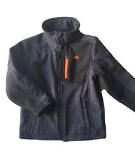 Snozu Extreme Gear Boy's Jacket Grey and Black kids size 5/6
