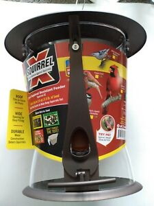 More Birds X-2 Squirrel-Proof Bird Feeder - 4# Seed Capacity & Two Feeding Ports