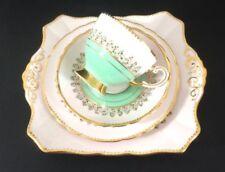 Tea Cup & Saucer Vintage Original Tuscan Porcelain & China