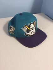 AUTHENTIC FORTY SEVEN BRAND ANAHEIM MIGHTY DUCKS HAT!!  LIKE NEW!!  AS PICTURED