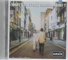 SEALED -Whats The Story Morning Glory CD Oasis - BRAND NEW