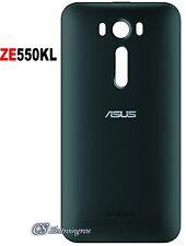 "Scocca cover posteriore nero per ASUS ZenFone 2 LASER ZE550KL ZE551KL 5.5"""