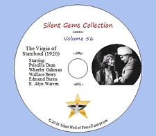 """DVD """"The Virgin of Stamboul"""" (1920) Tod Browning, Priscilla Dean, Classic Drama"""