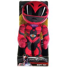 Power Rangers Movie - 12 Inch Plush Red Ranger *BRAND NEW*
