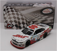 NASCAR 2017 COLE CUSTER  #00 HOMESTEAD RACE WIN HAAS 1/24 CAR