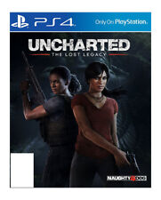 Uncharted:The Lost Legacy Sony PlayStation 4