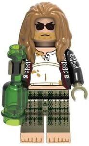 Thor Drunk Fat Man Marvel Avengers Endgame Iron Man Toy Custom Lego Mini Figure