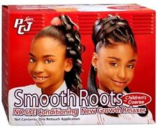 Luster's PCJ Smooth Roots Conditioning Growth Relaxer Children's Coarse 1kit 4pk