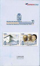 Chile 2013 Brochure Universidad de Chile Facultad de Medicina