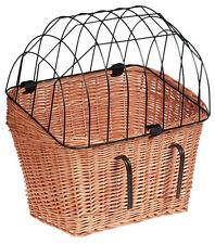 Karlie Flamingo Hunde Weiden Fahrradkorb vorne für Lenker mit Gitter 45 cm x ...