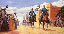 KÜNSTLER Stonewall Jackson ROAD TO GLORY Virginia Military Institute VMI 4 Bonus