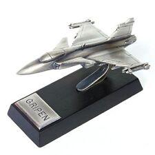 Gripen Desk Model  - Pewter