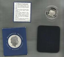 1999 ONE DOLLAR SILVER PROOF - *MAJESTIC IMAGES* - FINE SILVER - ONE TROY OUNCE
