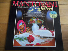 MANTOVANI AND HIS ORCHESTRA - LOVE LETTERS - LP / RECORD - PICKWICK - CN 2089