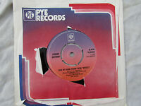 FREDDY ANTHONY EMMANUELLE JOYS OF A WOMAN pye 45636 N/M........ 45rpm / pop