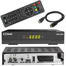 HD Kabel Receiver mit USB Comag DKR 60 Digital DVB-C Scart Hdmi Kabelreceiver