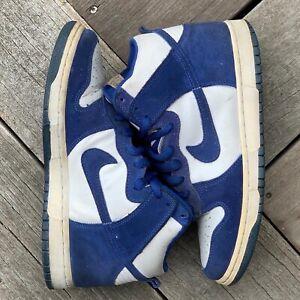 Nike SB Dunk High Kentucky BTTYS Size 8